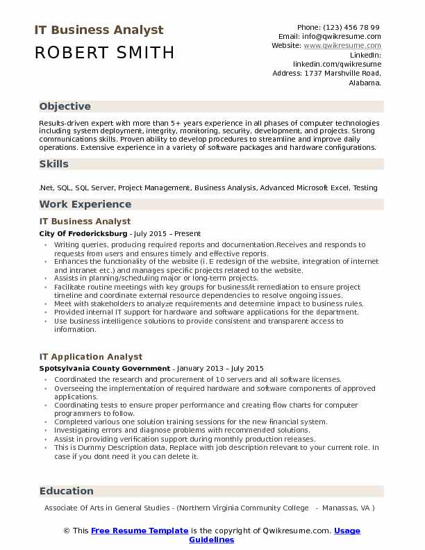 it business analyst resume samples qwikresume format for fresher pdf clinical pharmacist Resume Resume Format For Business Analyst Fresher