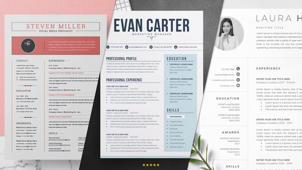 it manager resume templates writing tips onedesblog noticeable samples retail objective Resume Noticeable Resume Templates