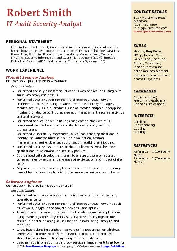 it security analyst resume samples qwikresume information sample pdf chronological Resume Information Security Analyst Sample Resume