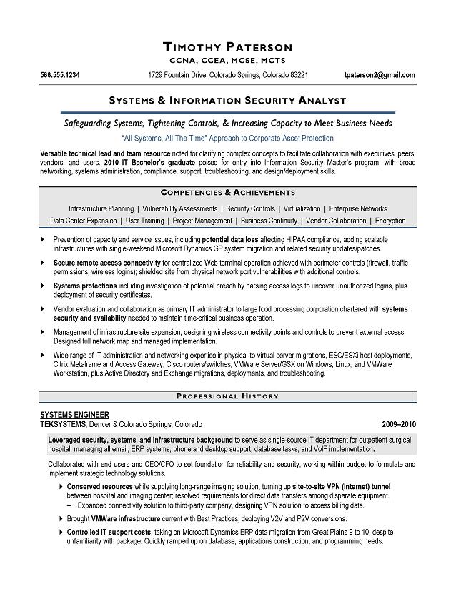 it security analyst sample resume executive writer information itsecurity1 film template Resume Information Security Analyst Sample Resume