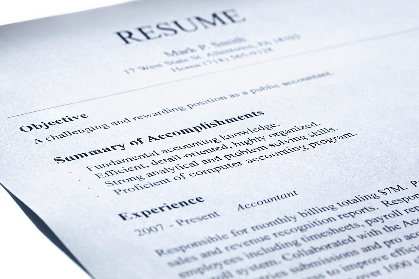 it technician resume example with summary statement normal objective for medium retail Resume Normal Objective For Resume