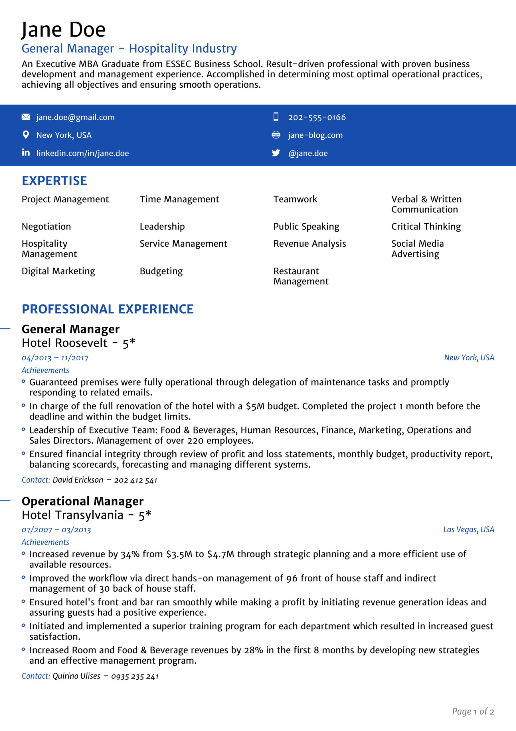 job titles examples for your resume search good heading title in journeyman made easy Resume Good Heading For A Resume