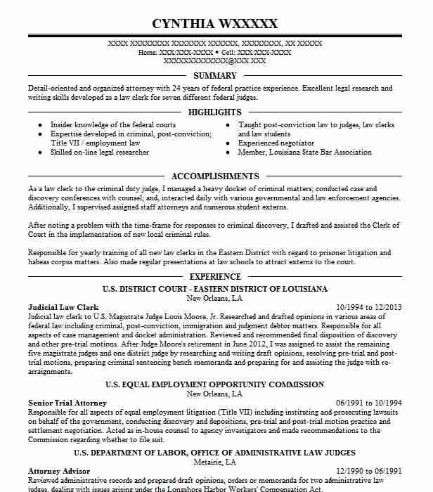 judicial law clerk resume example district court western of nashua new sample aldi Resume Judicial Law Clerk Resume Sample