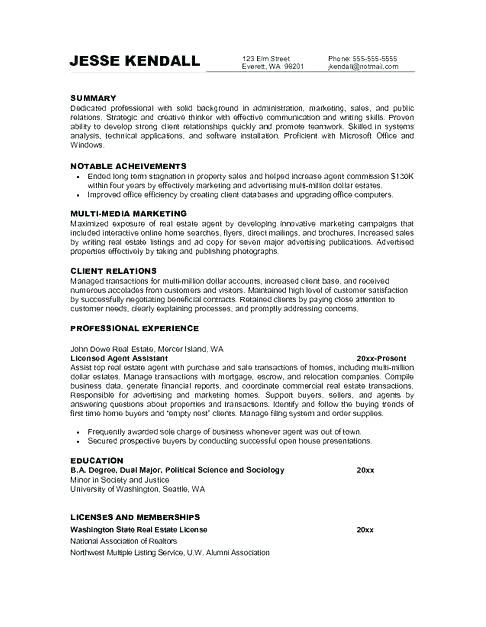 keywords for marketing resume objective statement examples noon aide strong communication Resume Resume Objective Keywords