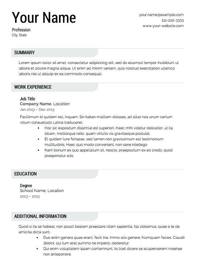 linkedin resume template builder unique free print pictur downloadable best format for Resume Best Linkedin Resume Builder