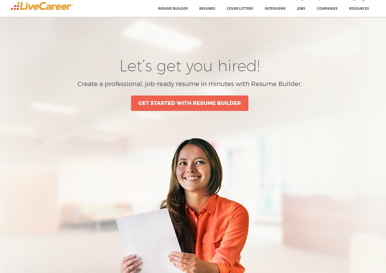 livecareer review resume writing services reviews min facets business analyst builder Resume Livecareer Resume Writing Reviews