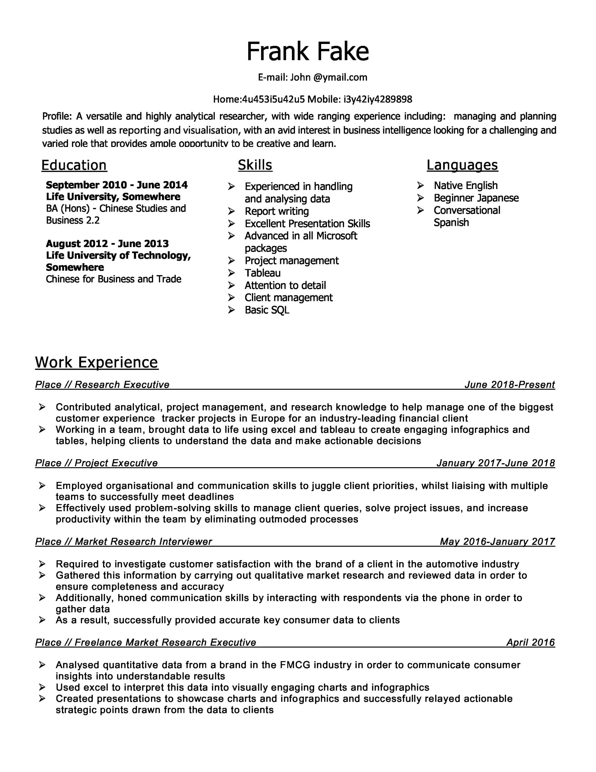 looking for business intelligence roles please critique my cv resumes resume Resume Business Intelligence Resume