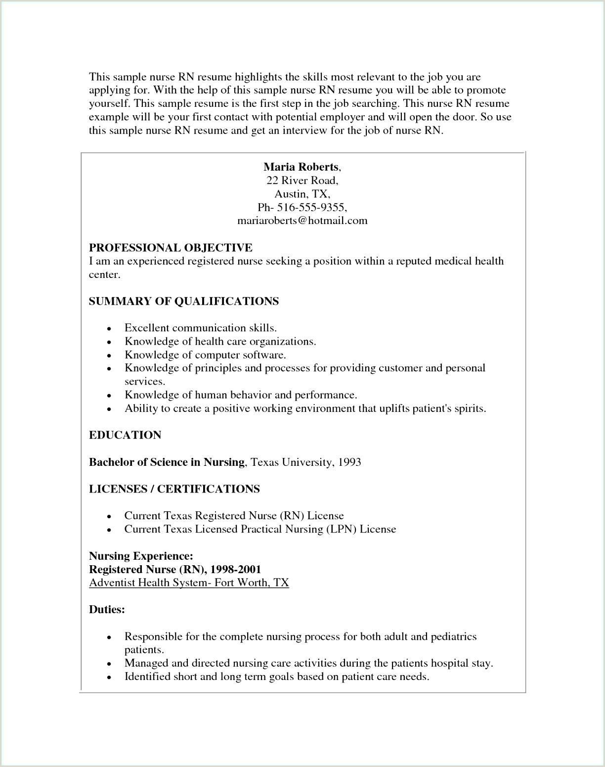 lovely resume rn in nursing template skills examples informatics example neutral Resume Nursing Informatics Resume Example