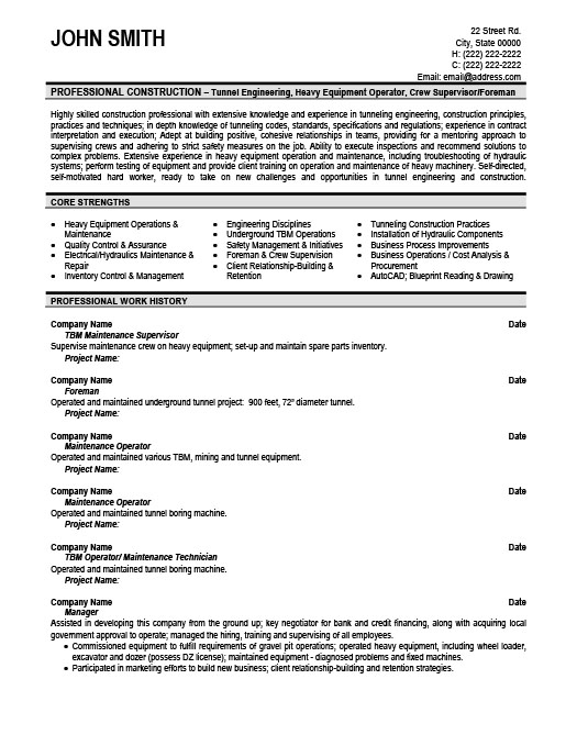 maintenance supervisor resume template premium samples example mechanical sample define Resume Mechanical Maintenance Supervisor Resume Sample