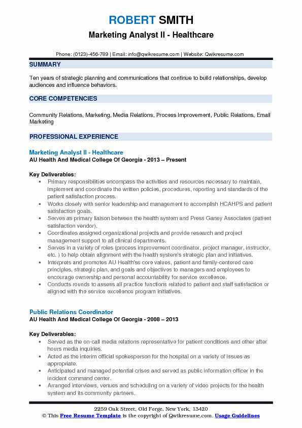 marketing analyst resume samples qwikresume media sample pdf attached for your reference Resume Media Analyst Resume Sample