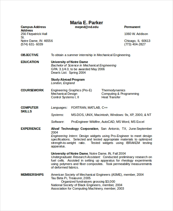 mechanical engineer resume mt home arts template engineering for fresher medical scribe Resume Mechanical Engineer Resume Template