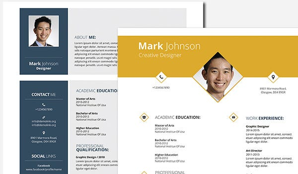 microsoft word resume template free samples examples format premium templates template1 Resume Free Microsoft Word Resume Templates