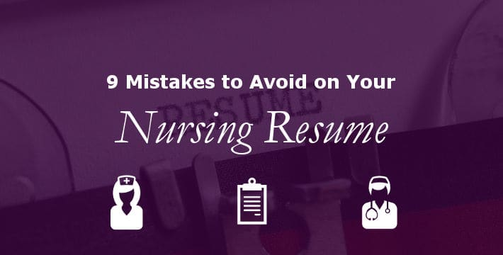 mistakes to avoid on your nursing resume bluepipes blog med surg allnurses entry level Resume Med Surg Resume Allnurses