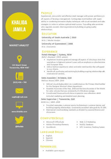 modern microsoft word resume template khalida jamila by inkpower templates ansible roles Resume Microsoft Word Resume Templates Modern