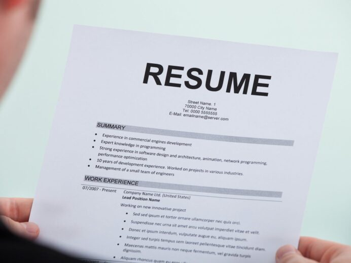 never put these things on your résumé business insider resume nerd contact number Resume Resume Nerd Contact Number