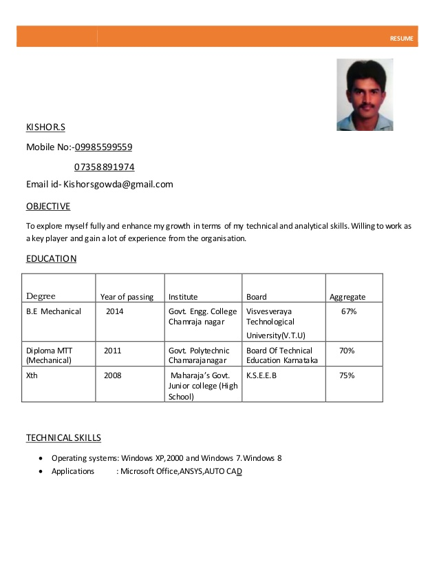 normal resume objective for retail pipefitter microsoft word template with photo Resume Normal Objective For Resume