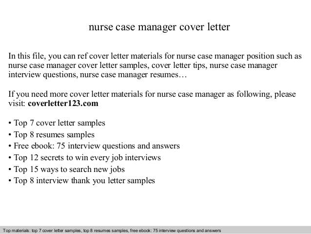 nurse case manager cover letter resume objective knowledge skills and abilities example Resume Nurse Case Manager Resume Objective