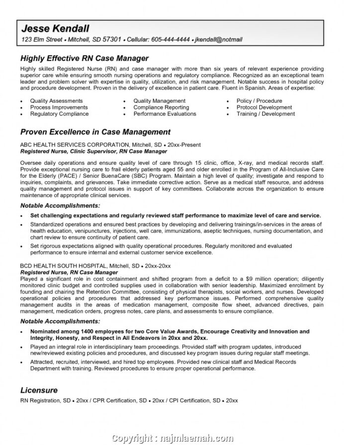 nurse case manager resume free templates creative management examples character artist Resume Rn Case Manager Resume Sample