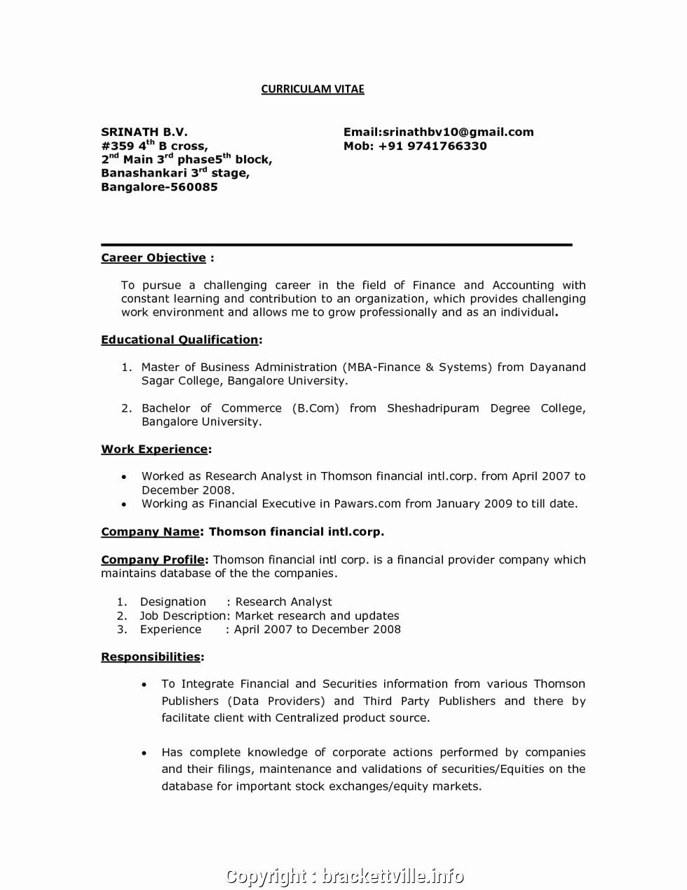 objective for resume freshers lovely styles examples good sample mba application fbi free Resume Sample Resume Objective For Mba Application