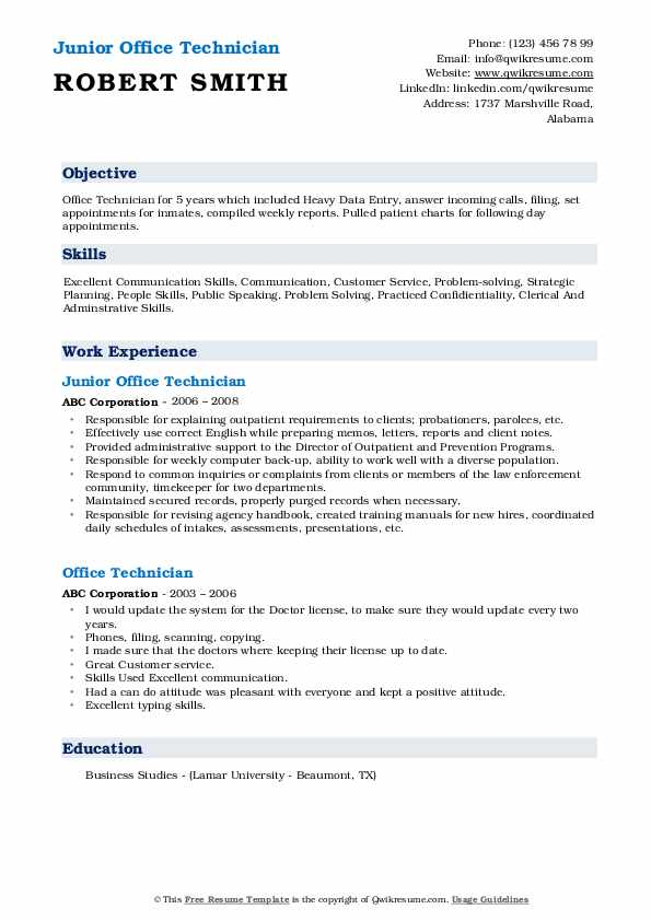 office technician resume samples qwikresume edible arrangements pdf special olympics free Resume Edible Arrangements Resume