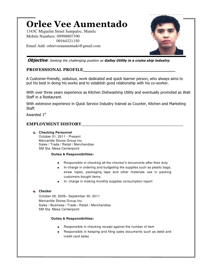 orlee resume cruise ship objective direct support professional examples business Resume Cruise Ship Objective Resume