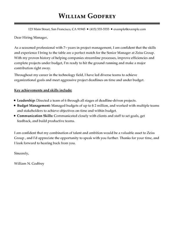 outstanding tips for writing cover letter debbycarreau resume management senior manager Resume Outstanding Cover Letter For Resume