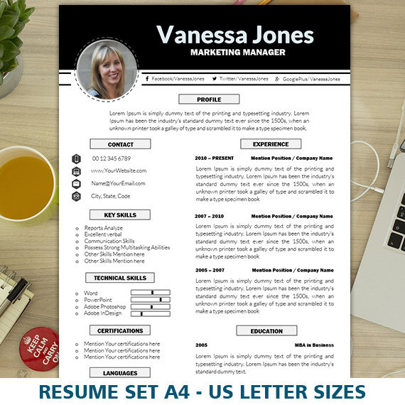 perfect marketing resume templates for every job seeker wisestep template servsafe Resume Marketing Resume Template