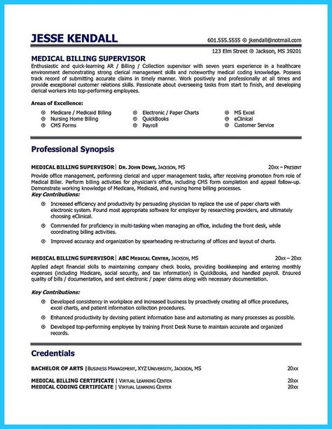 pin by becky eiland on medical coder resume biller billing and collections specialist Resume Medical Billing And Collections Specialist Resume