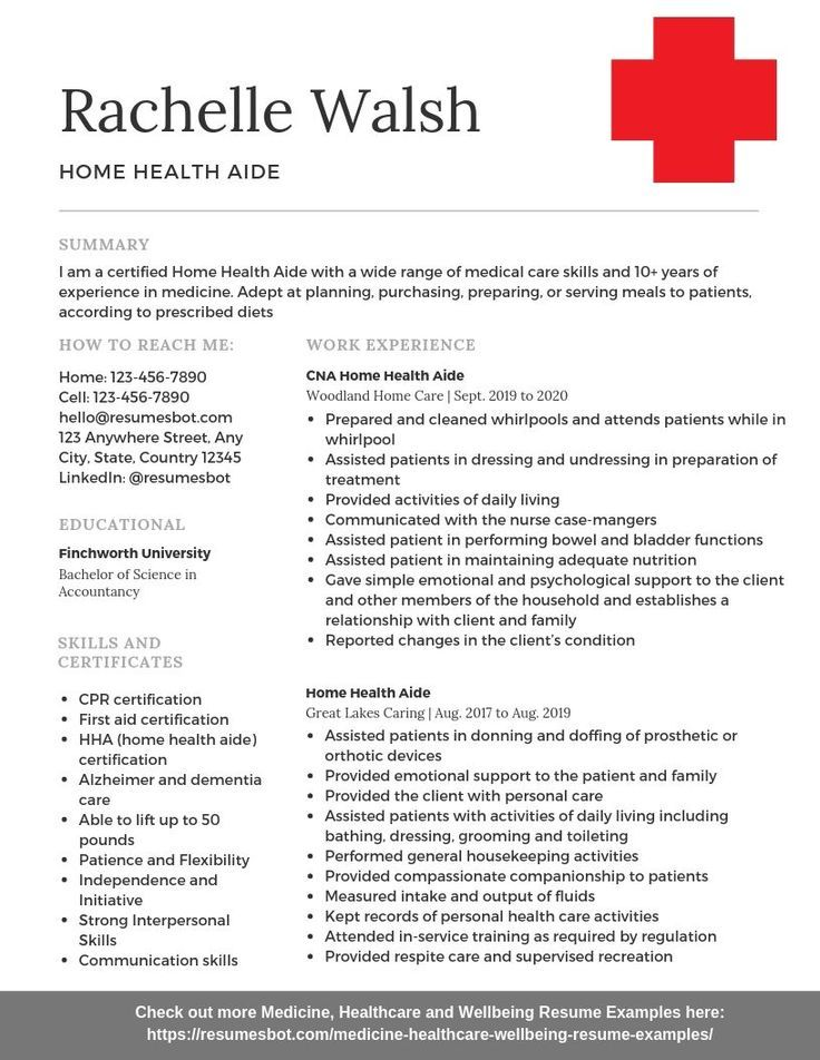 pin on making resume home health aide examples free templates best samples sample Resume Home Health Aide Resume Examples