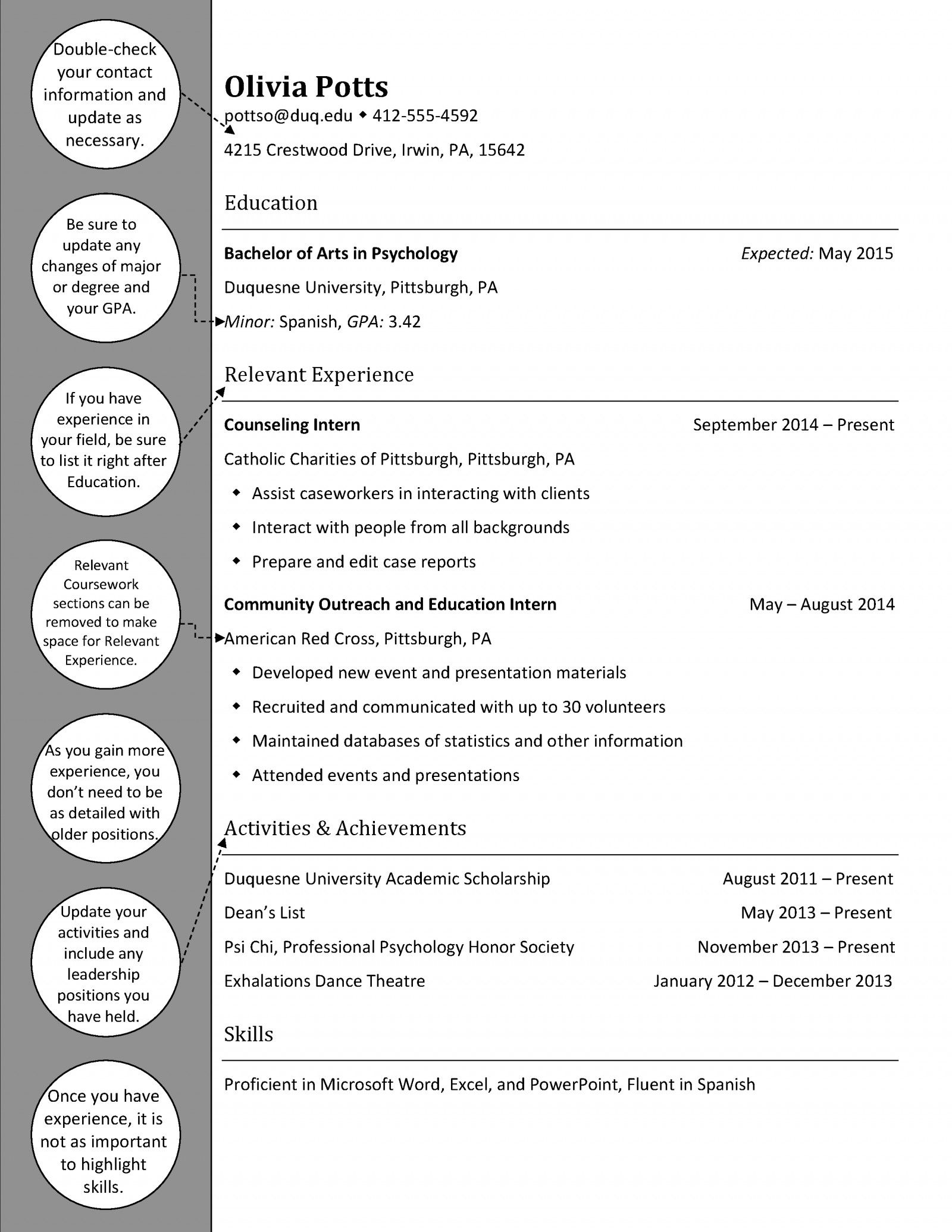 pin on my simply and modern resume psychology sample hardware examples for professional Resume Psychology Resume Sample