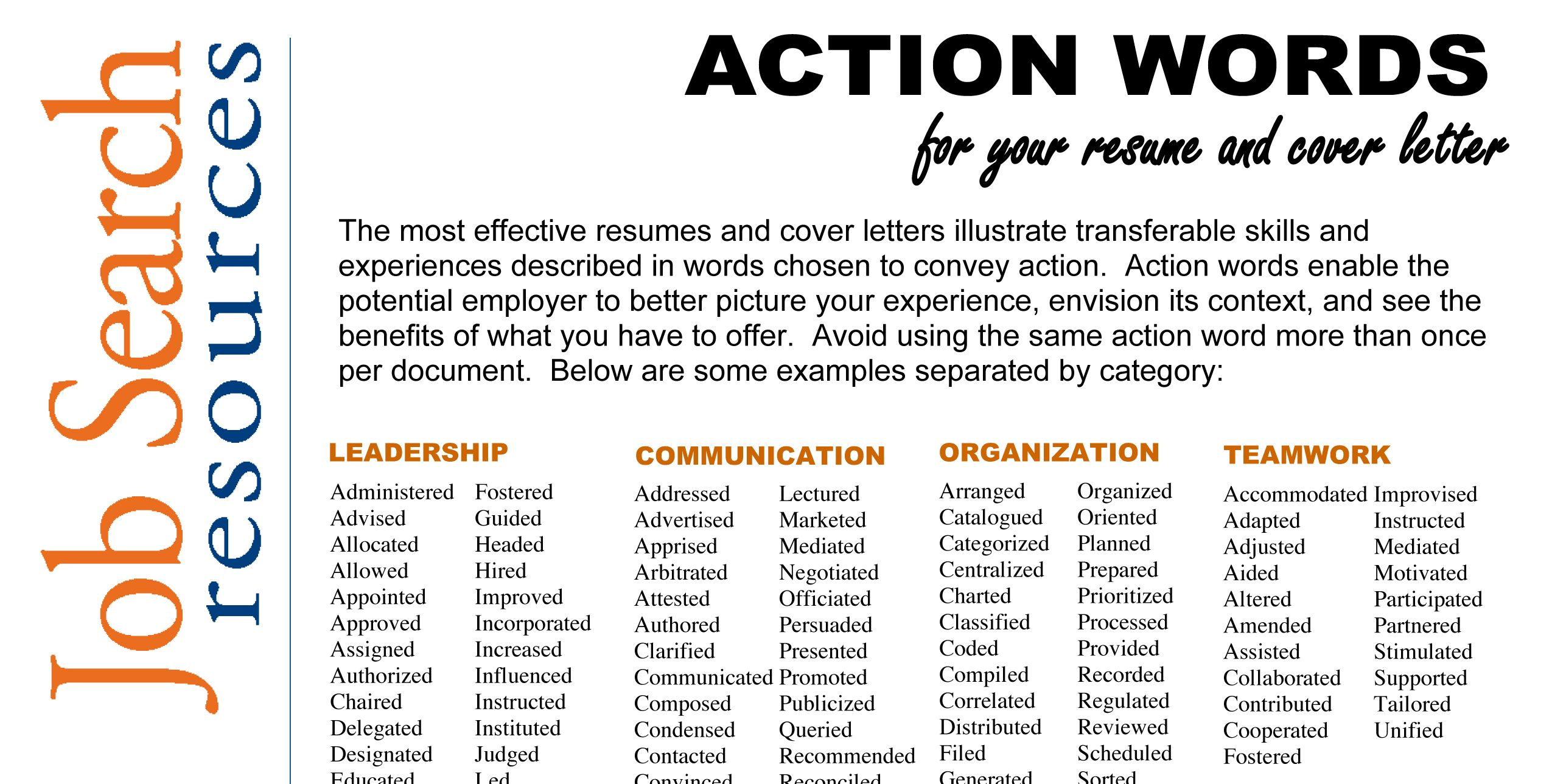 pin on resume cover letter writing tips action words for customer service personal Resume Resume Action Words For Customer Service