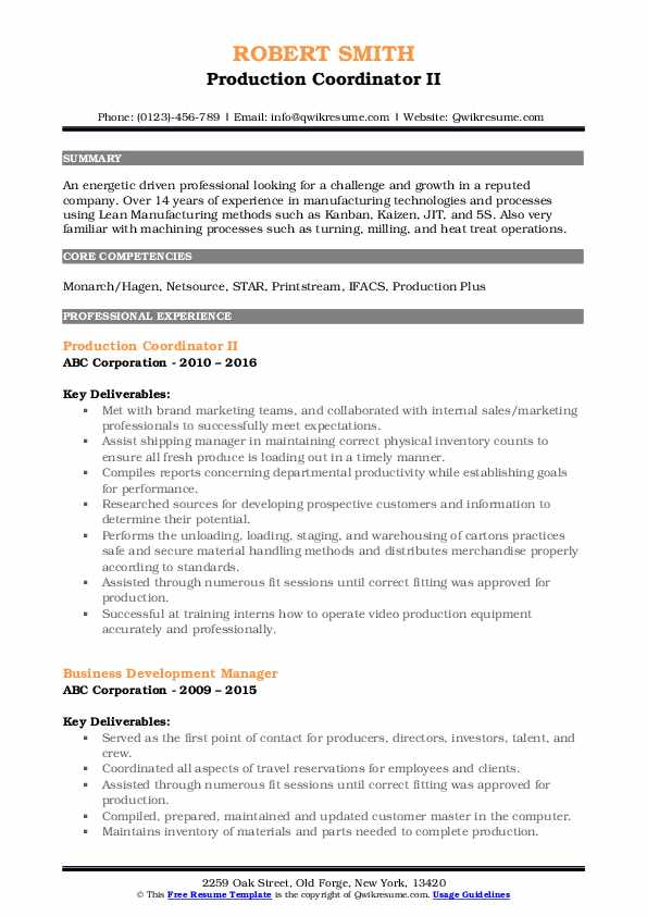 production coordinator resume samples qwikresume print pdf general objective examples Resume Print Production Coordinator Resume