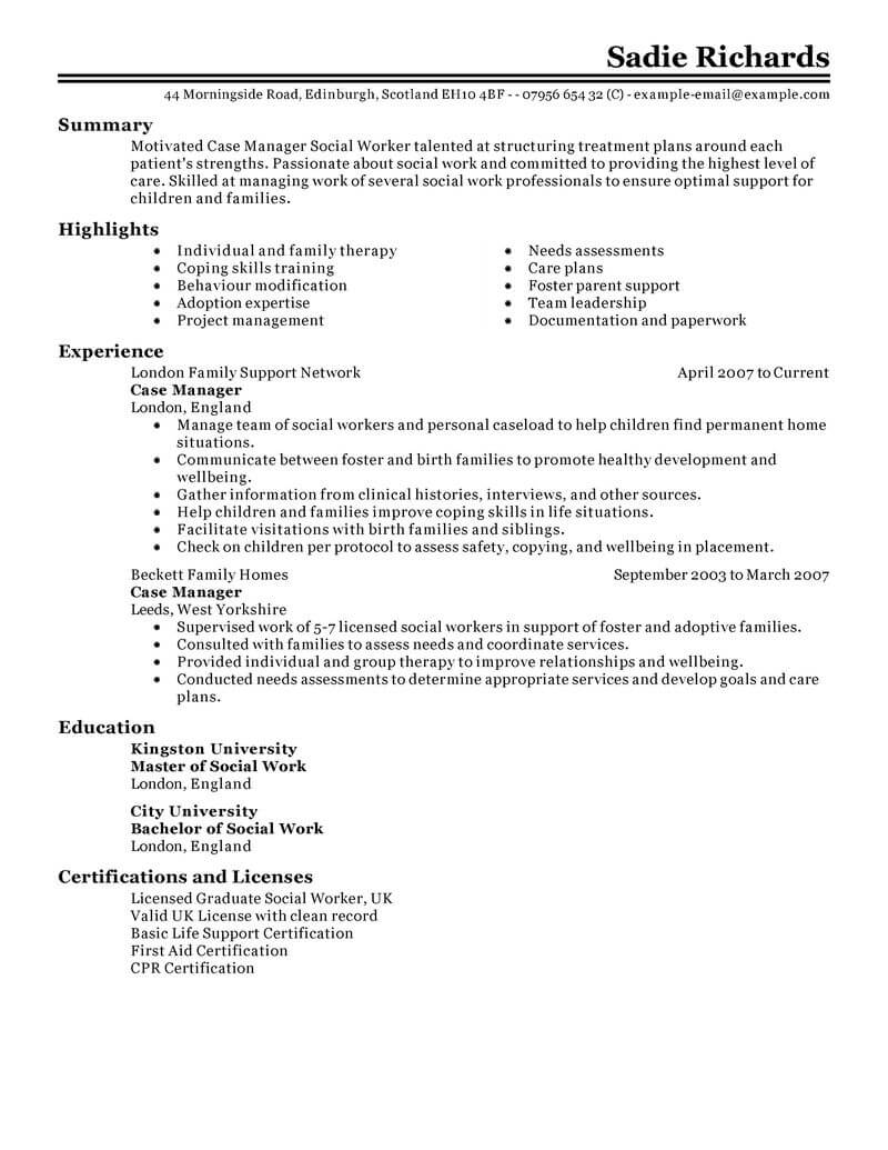 professional case manager resume examples social services livecareer rn sample classic Resume Rn Case Manager Resume Sample