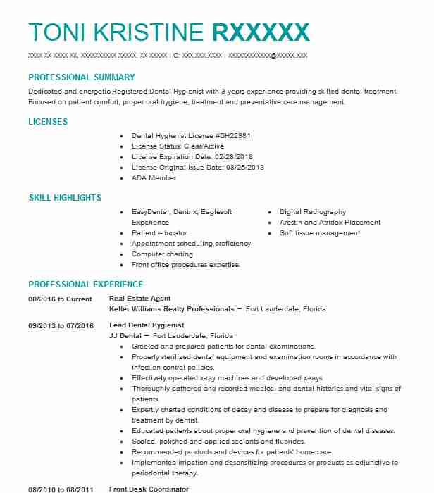 professional estate agent resume examples livecareer objective production officer sample Resume Real Estate Resume Objective