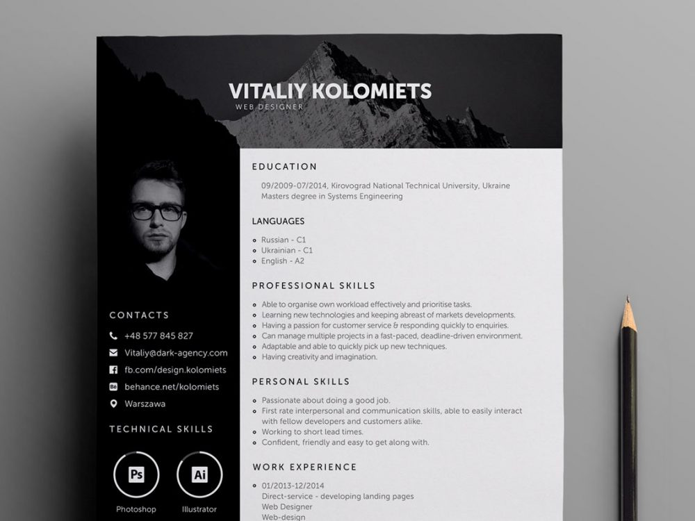 professional resume template for web designers resumekraft designer format free Resume Web Designer Resume Format Free Download