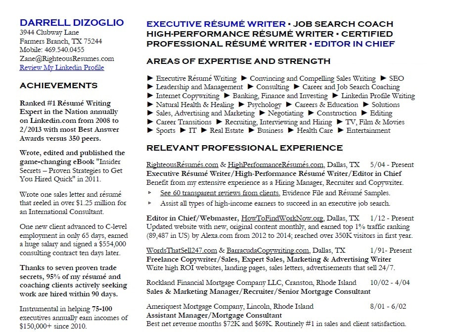 professional resume writing services in writers linkedin tx cprw orig bootstrap Resume Professional Resume Writers Linkedin