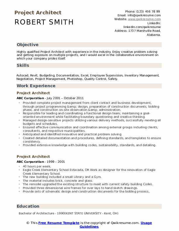 project architect resume samples qwikresume architecture firm pdf sample grad school Resume Architecture Firm Resume