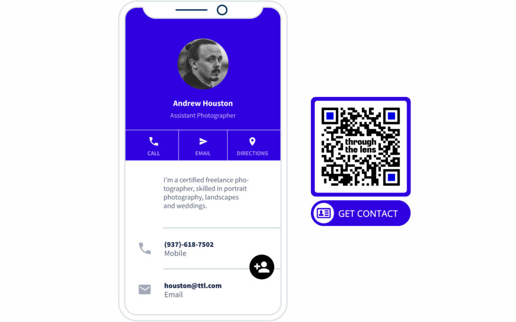 qr code on resume is the coolest way to get hiring manager attention generator linkedin Resume Linkedin Qr Code On Resume