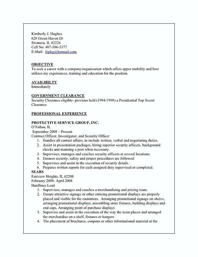 quality control manager resume format for sample chaplain position quick builder free Resume Resume Format For Quality Control Manager