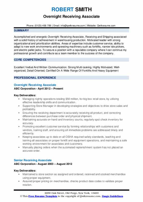 receiving associate resume samples qwikresume shipping and pdf creative design for Resume Shipping And Receiving Associate Resume