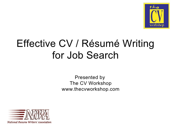 resume and cv writing service chicago best services us all industries national writers Resume National Resume Writers