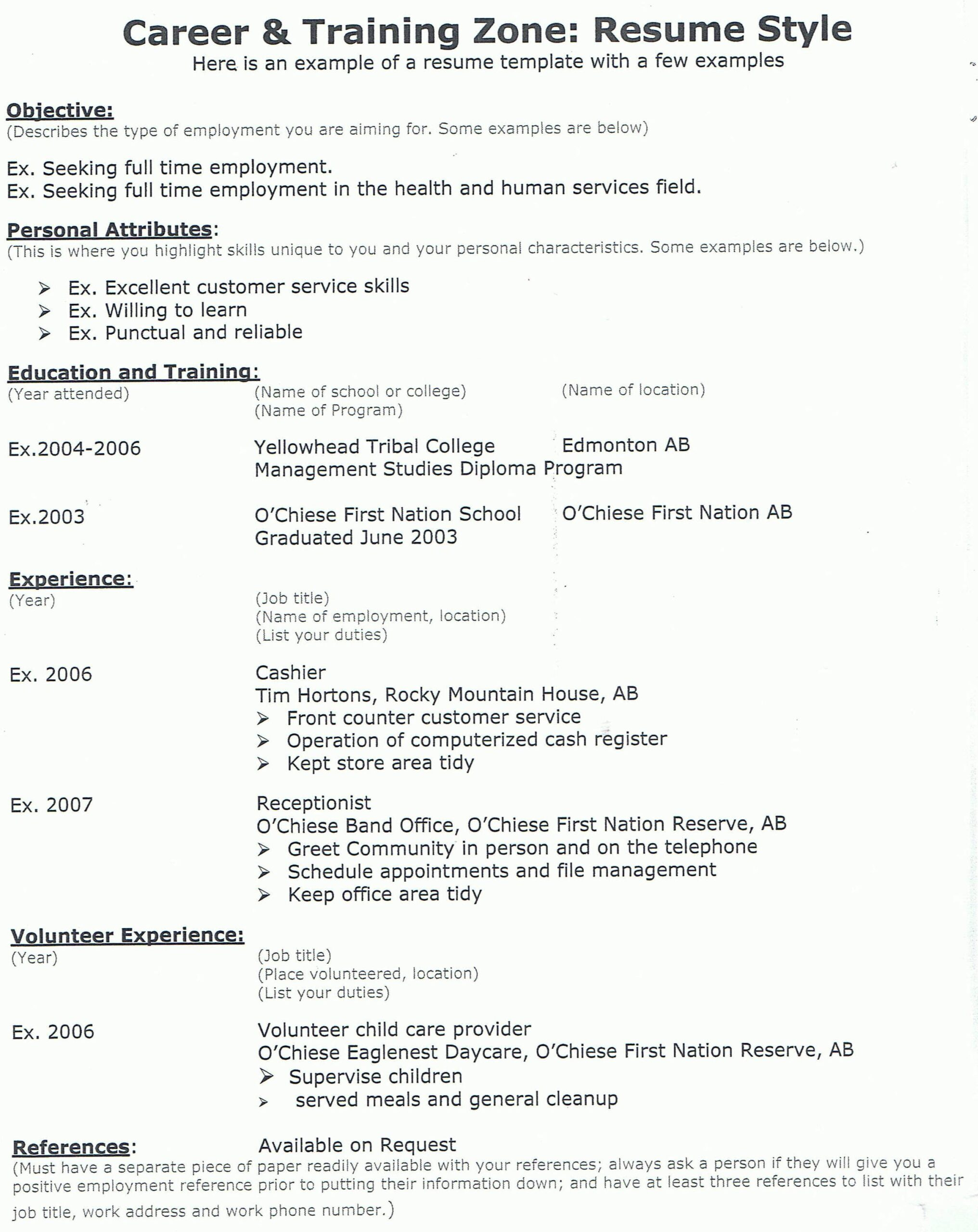 resume example ochiese designation on high school for college application nursing Resume Designation On A Resume