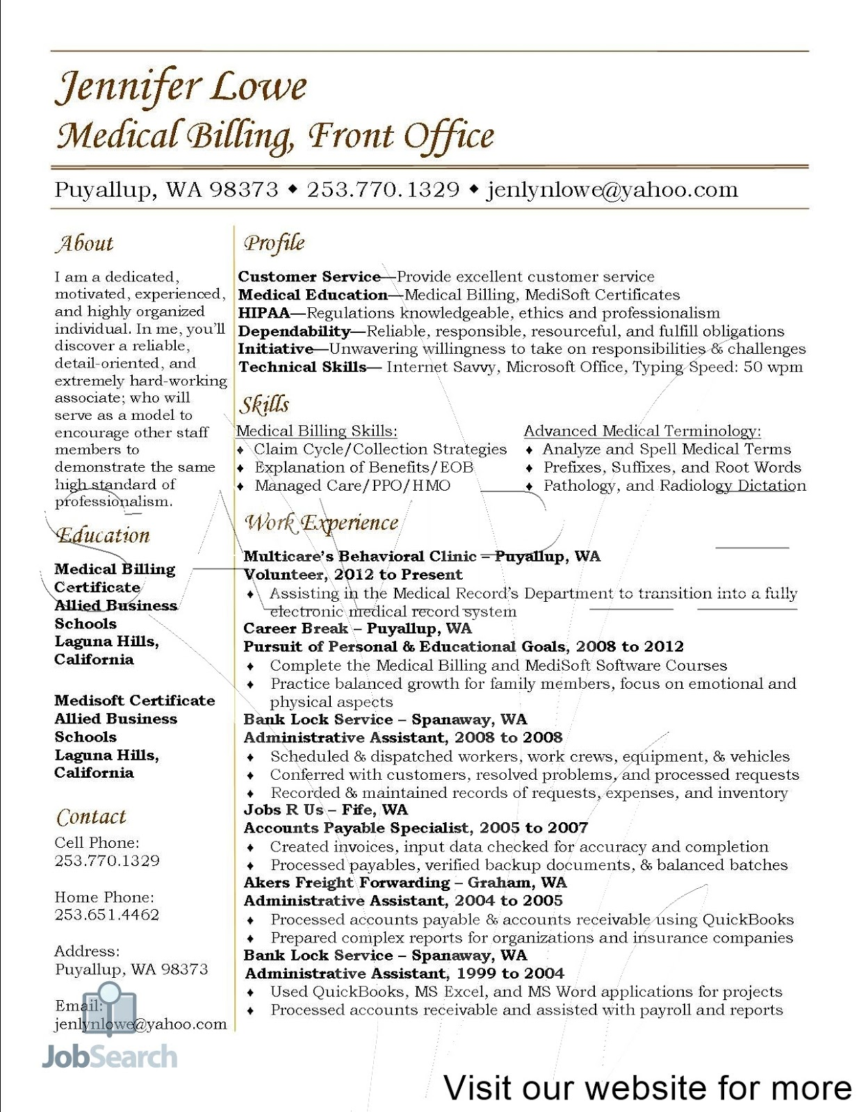 resume for medical coder fresher coding experience account executive job description work Resume Coding Experience Resume