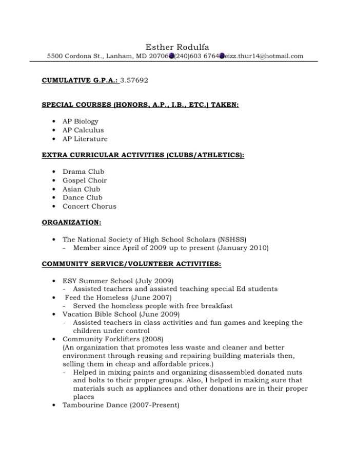 resume format for recommendations recommendation letter template first job examples Resume Recommendation Letter Resume Template