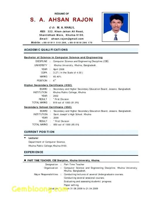 resume format job interview templates best standard cv paper for nsw template tips and Resume Resume Paper For Interview