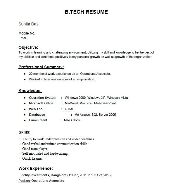 resume format quora sample templates for freshers fidelity investments capstone services Resume Fidelity Investments Resume