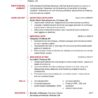 Resume Multiple Positions Same Company