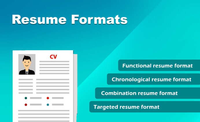 resume formats when and to use format in setresume chronological template best podcast Resume Chronological Resume Template 2021