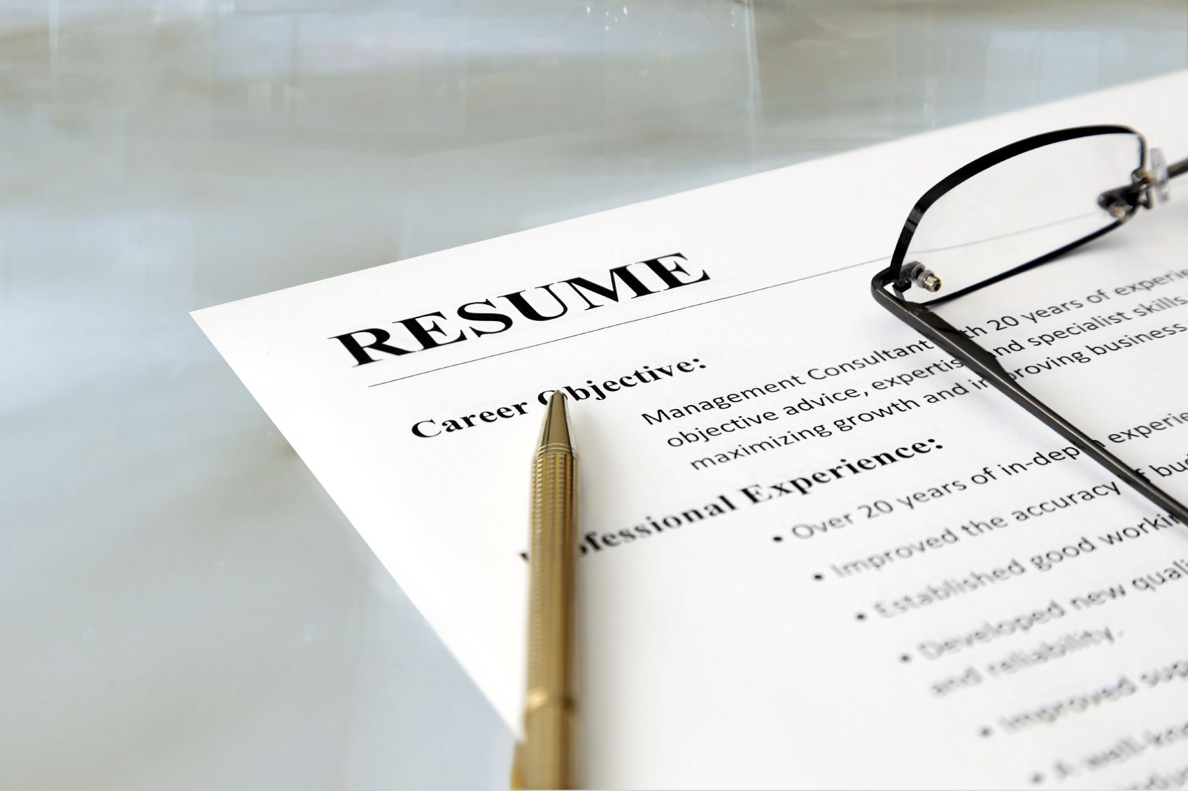 resume objective examples and writing tips career counseling medium awarded employee of Resume Career Counseling And Resume Writing