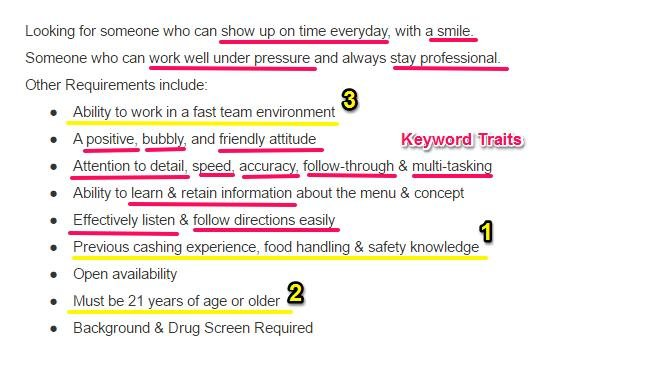 resume objective examples career objectives for all jobs keywords sample salesperson Resume Resume Objective Keywords